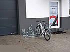 Велопарковка на 3 велосипеда Cross-3 Save Польша, фото 4