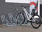 Велопарковка на 3 велосипеда Cross-3 Save Польша, фото 5