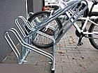 Велопарковка на 3 велосипеда Cross-3 Save Польша, фото 3