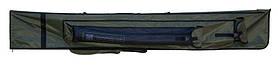 Чехол Lineaeffe Carp 195х30см на три удилища с катушками +2 боковых кармана !!!УЦЕНКА!!!