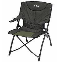 Кресло карповое DAM Foldable Chair DLX Steel 85x50x50cм