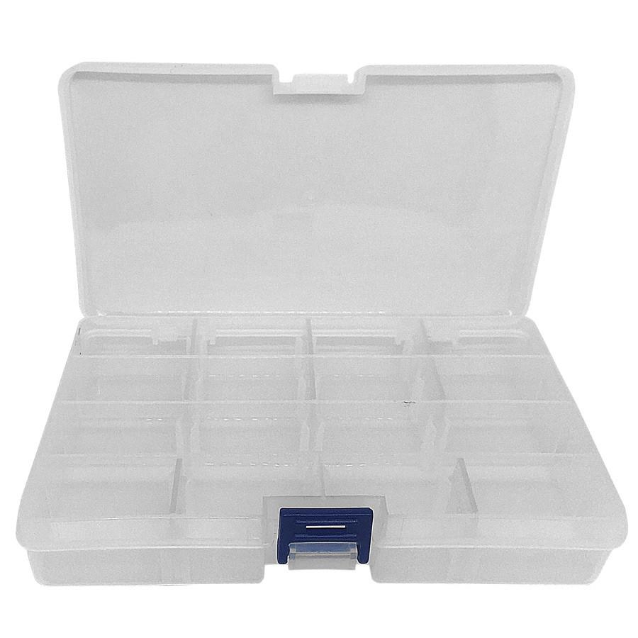 Коробка MP1630B 16,5х9,1х3,0см. с делениями