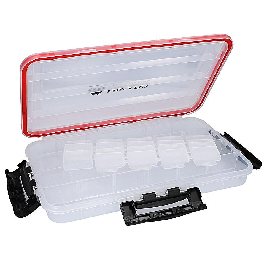 Коробка герметичная Mikado UACH-B1860-L (35x22x5,5см) L