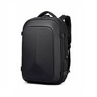 Городской рюкзак OZUKO 9082 с отделением для ноутбука 15,6 дюймов Черный