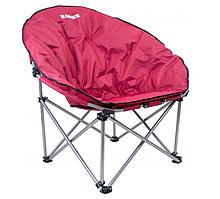 Раскладное кресло Ranger Ракушка RA 2227 красное
