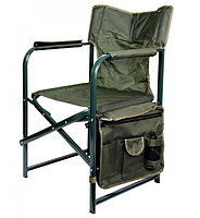 Раскладное кресло для рыбалки и туризма Ranger RA 2236 Гранд зелёное