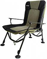 Раскладное карповое кресло Ranger RA 2237 Strong SL-107 зелёное