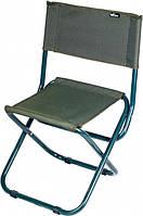 Раскладной стул со спинкой для рыбалки и туризма Ranger Snov RA 4414 зеленый