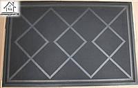 Резиновый коврик в прихожую 120*80 см К013