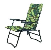 Раскладное кресло для рыбалки и туризма Ranger RA 2210 Белый Амур зелёное