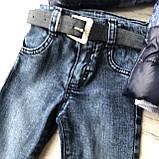 Костюм тройка на мальчика с курточкой 318. Размер 80 см,  92 см, 98 см, фото 2