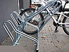 Велопарковка на 4 велосипеды Cross-4 Save Польша, фото 4