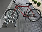 Велопарковка на 4 велосипеды Cross-4 Save Польша, фото 6