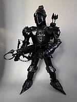 """Статуя (фигура) """"Рыцарь-арбалетчик"""" 44 см, ручная работа"""
