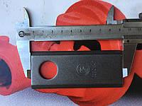 Нож на косилку роторную польскую Wirax Z-169,Z-173,Z-069  GRANIT, Balmet, Gerlach