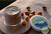 """Маска для обличчя """"Живильна"""" з олією лісового горіха та глиною (50 мл)"""
