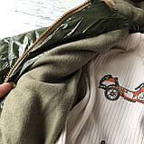Костюм тройка на мальчика с курточкой 320. Размер 92 см, фото 4
