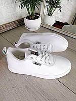 Легкие кожаные кроссовки, фото 1