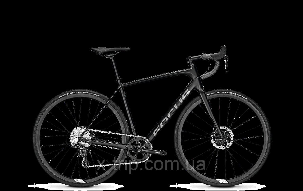 """Велосипед шоссейный Focus Paralane 5.9 GC"""" 11G 28"""" 54/M Black M (FCS 633012272)"""