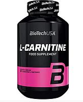 L-CARNITINE 1000 МГ BIOTECH 60 ТАБЛЕТОК