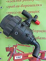 Всмоктуючий фільтр на 40 колінах без запірного клапана, пропускна здатність 160 л/м, фото 1