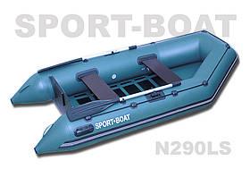 "Моторная лодка со сланевым днищем ""Sport-Boat"" Neptun N290LS, (021-0023)"