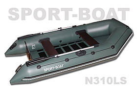 "Моторная лодка со сланевым днищем ""Sport-Boat"" Neptun N310LS, (021-0024)"