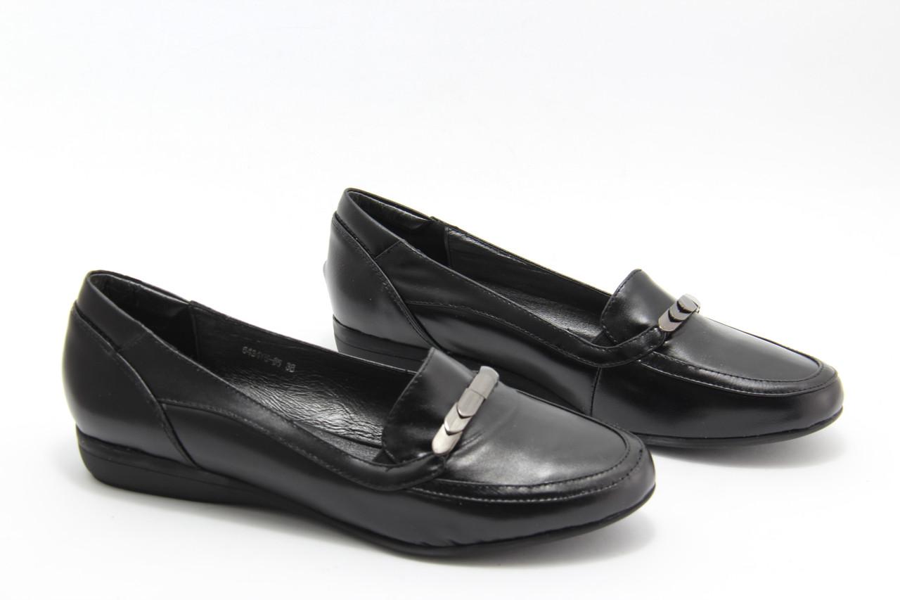 Туфли женские  на низком ходу Basyni 9
