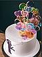 2D Форма силиконовая беби босс 7,5 см молд для изомальта леденцов шоколада, фото 7