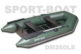 "Надувная моторная лодка ""Sport-Boat"" Discovery DM260LS, (021-0032)"