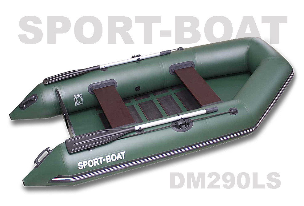 "Надувная моторная лодка ""Sport-Boat"" Discovery DM290LS, (021-0033)"