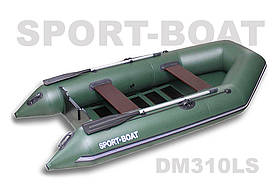 "Надувная моторная лодка ""Sport-Boat"" Discovery DM340LS, (021-0035)"