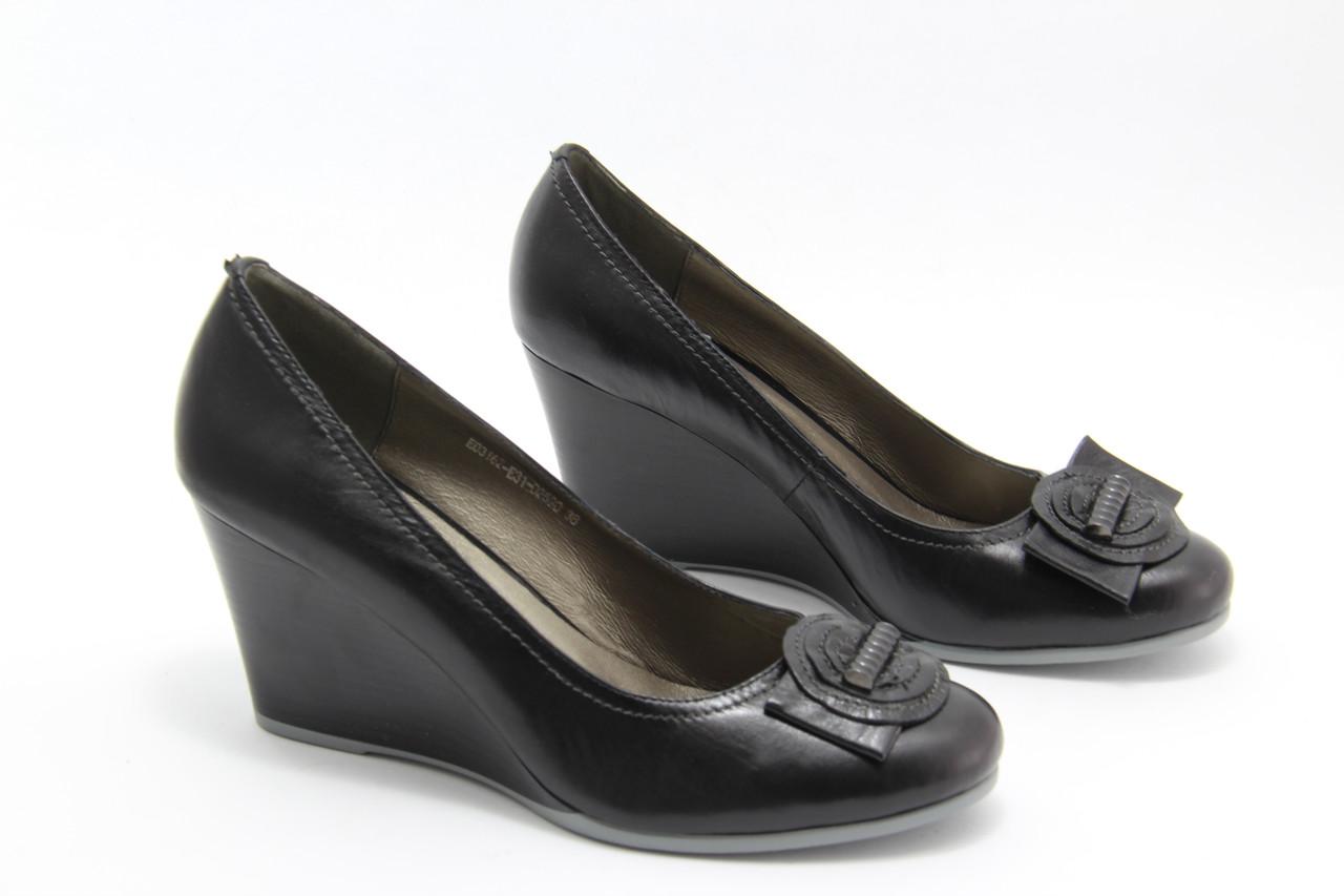 Туфлі жіночі на танкетці Basyni 28(E03162-D2590)