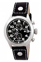 Мужские швейцарские часы Invicta Aviator 0350 I-Force Авиатор Инвикта доступные швейцарские часы, фото 1