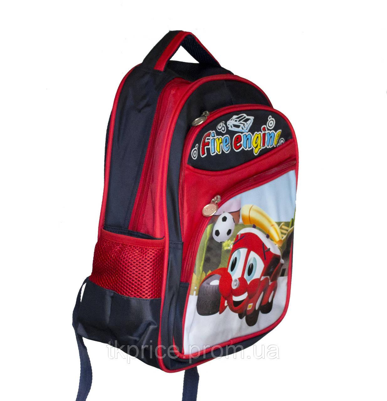 Школьный рюкзак для мальчиков 8013
