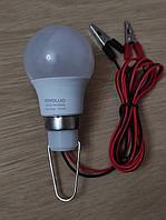 Светодиодная лампа 6Вт, 12В ( переноска) 600Lm