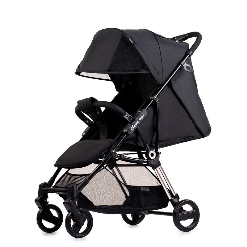 Детская коляска Ninos Mini 2 Black