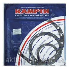 Ремкомплект моста заднего КАМАЗ ЕВРО-2 (3 наименований) паронит , производство КАМРТИ