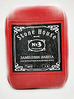 Заменитель извести ТМ «Stone House» №3 для штукатурно-кладочных работ 5л.