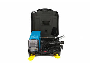 Инвертор сварочный IGBT 230А, смарт, дисплей, кейс, BauMaster AW-97I23SMDK, фото 2