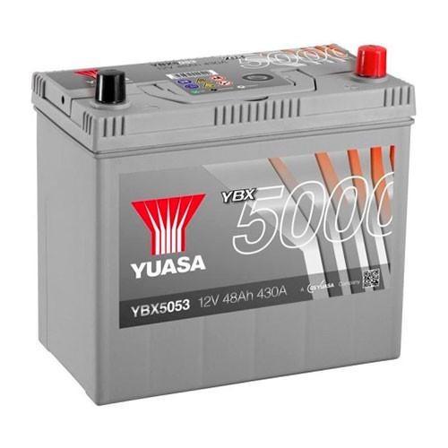 Yuasa 12V 50Ah Silver High Performance Battery Japan (0)