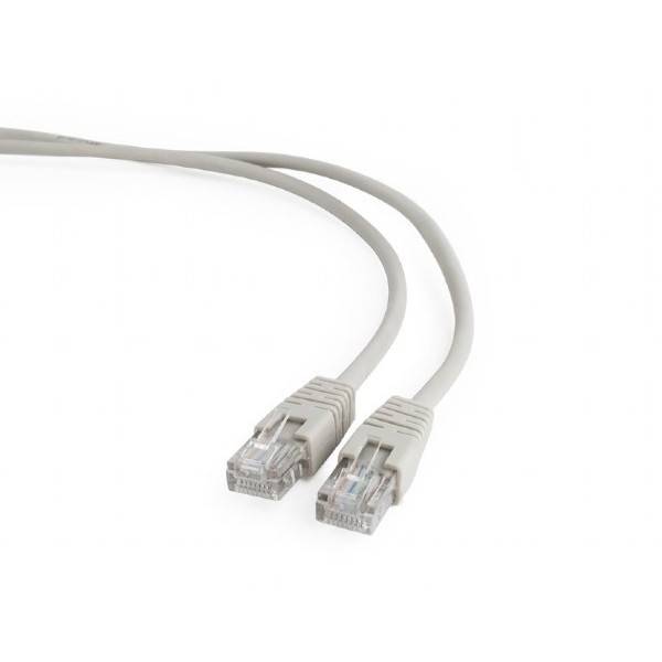 Патч корд Cablexpert PP12-5M сірий