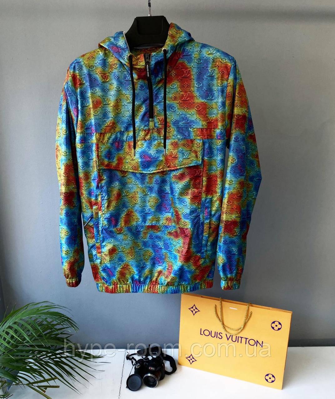 Куртка в стилі Louis Vuitton | Туреччина відмінна якість!(розмір xl)