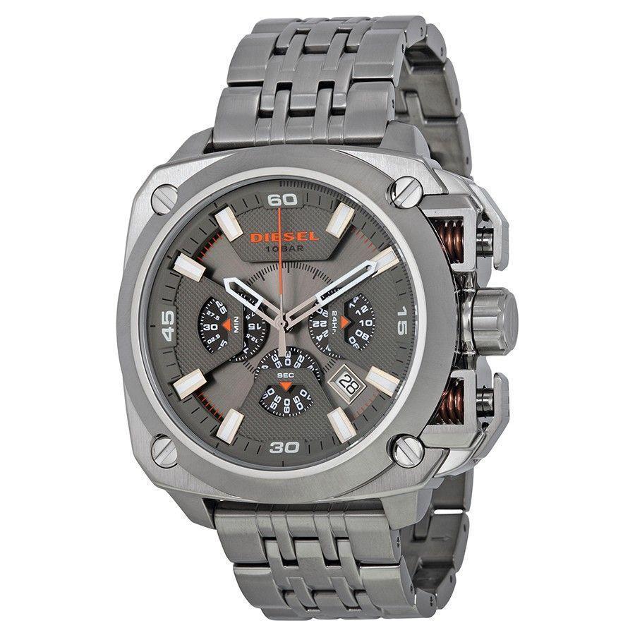 Мужские часы Diesel DZ7344 Серый