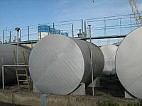 Емкость металлическая 25 m³ (резервуар РГС, цистерна, бочка) Есть недорогая доставка!