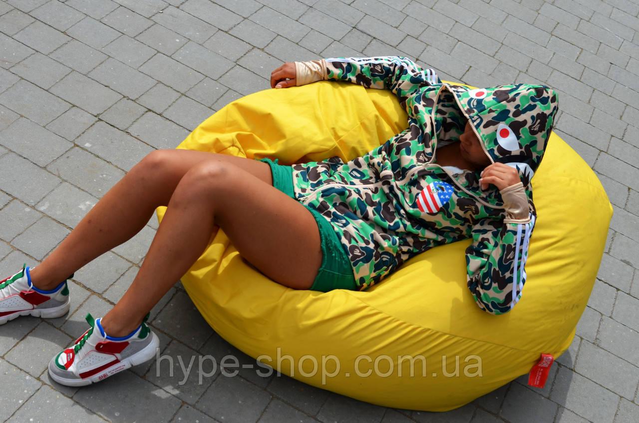 Толстовка жіноча в стилі Bape Shark Camo Green