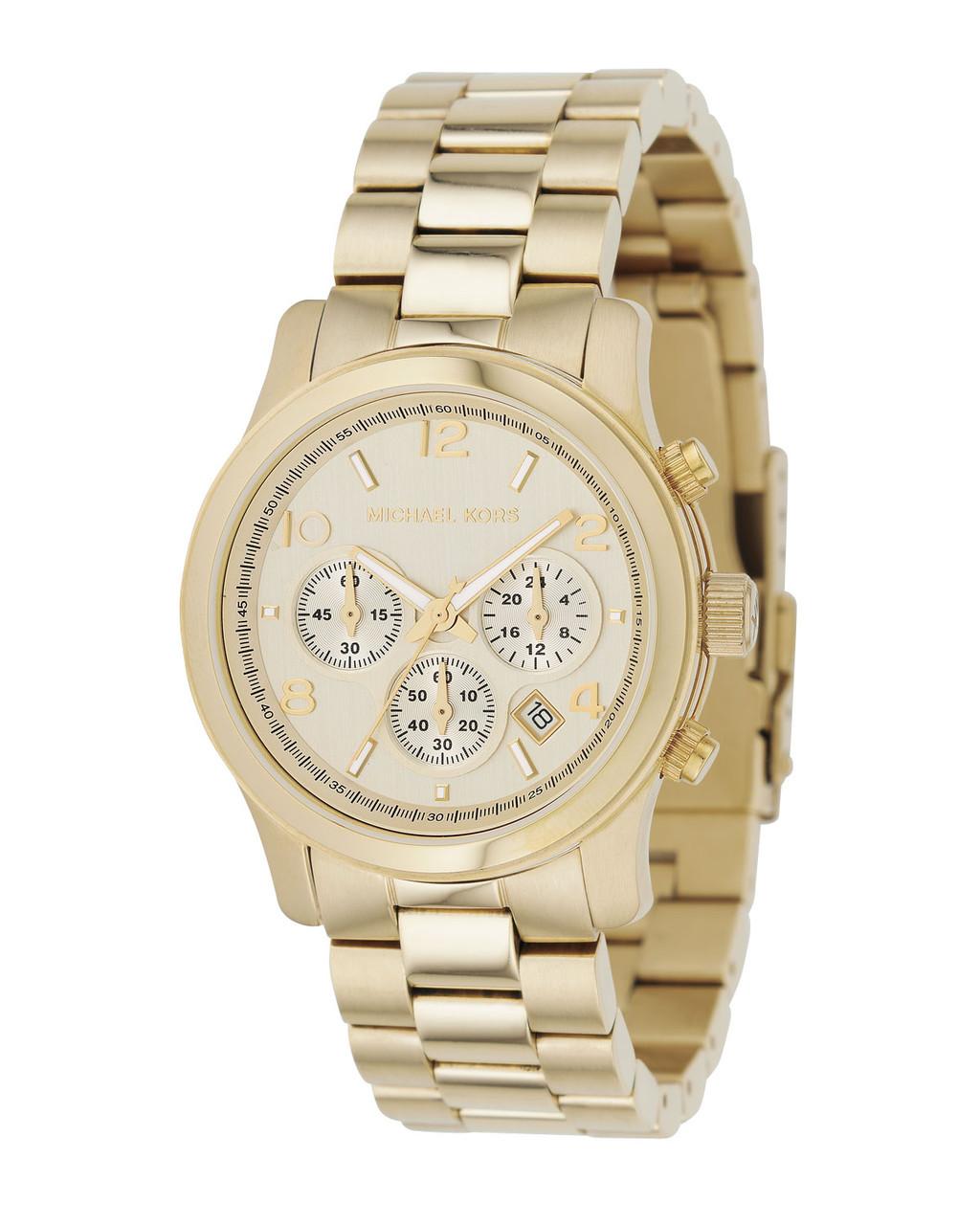 Женские часы Michael Kors MK5055 Золотистый