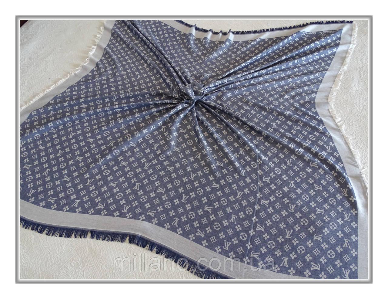Хустка Louis Vuitton кашеміровий