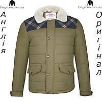 Розмір XL (наш 52й), але на 1 розмір маломерит - Куртка пуховик Lee Cooper з Англії - зима/демисезон