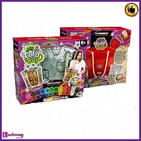 """Набор креативного творчества """"My Color Bag"""" сумка-раскраска для детей от 6 лет"""